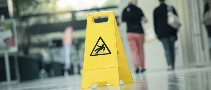Premise Liability - Slip And Fall